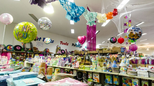 Geelong Party Supplies
