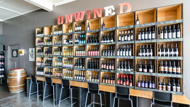 Unwined Cellar Bar