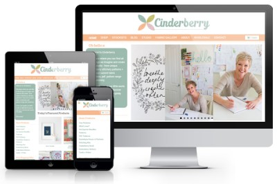 Cinderberry website