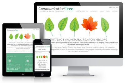 Communication Tree website