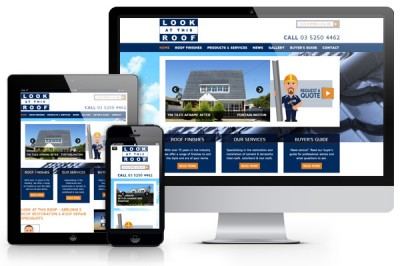 Look At This Roof website