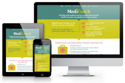 Medicoach website
